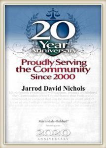 Jarrod Nichols